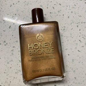 The Body Shop Honey Bronze Dry Oil